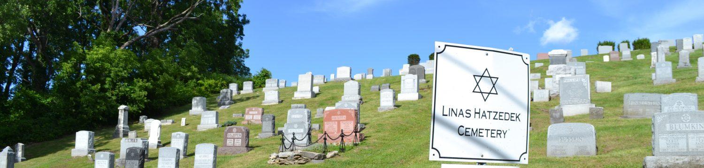 Linas Hatzedek Cemetery NY